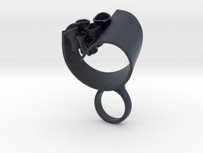 Abstrato - Bjou Designs in Black PA12
