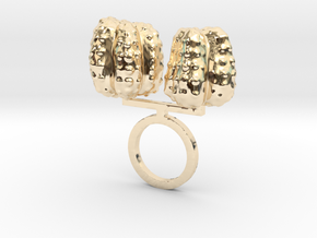 Pumpisto - Bjou Designs in 14k Gold Plated Brass