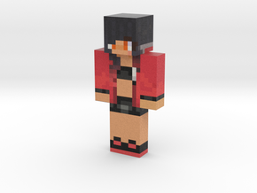 Aphmau | Minecraft toy in Natural Full Color Sandstone