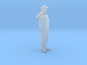 1/24 Modern Unif Bonnie Fig201-01 in Smooth Fine Detail Plastic