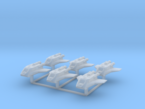 Redthorn Scout Ship 6 Pack in Smooth Fine Detail Plastic