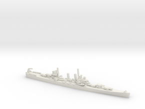 US Brooklyn-Class Cruiser in White Natural Versatile Plastic