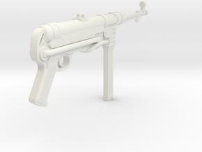 MP40 1 7 in White Natural Versatile Plastic