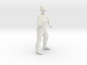 1/24 Modern Unif Bonnie Fig201-02 in White Natural Versatile Plastic
