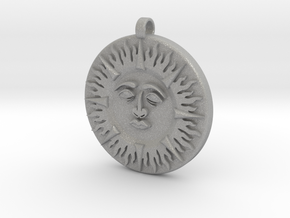 Sun&Moon in Aluminum