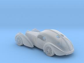 Bugatti Atlantic 1938  1:87 HO in Smooth Fine Detail Plastic
