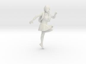 Printle C Femme 056 - 1/18 in White Natural Versatile Plastic