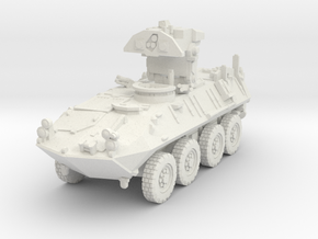 LAV AT scale 1/87 in White Natural Versatile Plastic