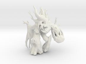 Treeman for 15mm - 28mm in White Natural Versatile Plastic