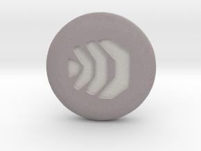 RuneScape Air Rune in Natural Full Color Sandstone