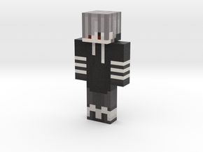 MartinEhr | Minecraft toy in Natural Full Color Sandstone