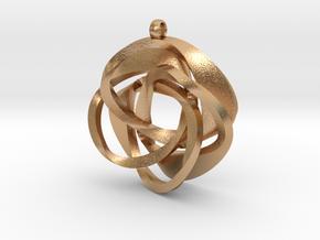 46ρ in Natural Bronze