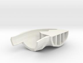 Tubo areazione icaro 2/2 in White Natural Versatile Plastic