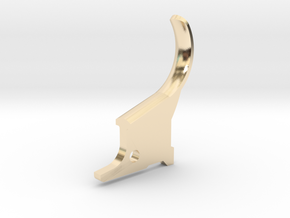 [Airsoft] Huashan Trigger in 14k Gold Plated Brass