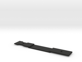EW II Packwagen SBB Scale TT Unterteil in Black Premium Versatile Plastic