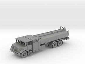 Oshkosh R-11 Refueler in Gray PA12: 1:100