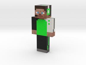 cidg3n3riko | Minecraft toy in Natural Full Color Sandstone