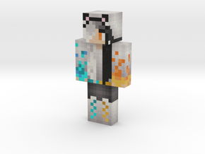 Coneva | Minecraft toy in Natural Full Color Sandstone
