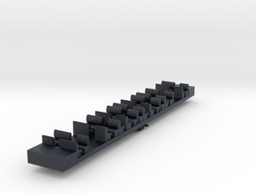 HC3 - VR Harris NHT3 Dummy Chassis in Black PA12