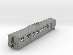 NPH6 - V/Line BTH 165-166 Interurban Car -N Scale in Gray Professional Plastic