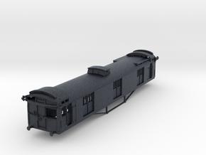 NTP3 - VR Tait Parcels Van (3 CM) in Black PA12
