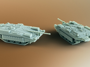 Stridsvagn 103 (Strv 103) S-Tank Scale: 1:285 in Smooth Fine Detail Plastic