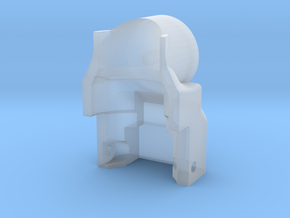 TRX-4 scale suspension rear bottom part (right) in Smooth Fine Detail Plastic