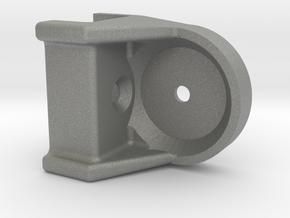 TRX-4 scale suspension rear upper part in Gray Professional Plastic