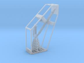 DDW_F1_1250_v2 in Smooth Fine Detail Plastic