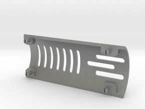 MPP V2 Cover plate, (Romans) in Gray PA12