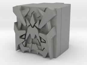 Megatronus Prime Power Core in Gray PA12