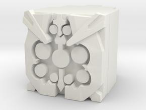 Alchemist Prime Power Core in White Natural Versatile Plastic