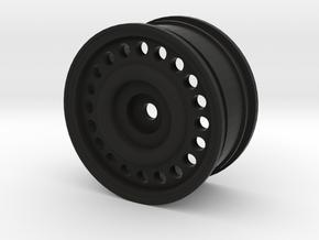 1/10 Steelie Replica in Black Natural Versatile Plastic