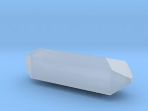 MPP V1 crystal in Smoothest Fine Detail Plastic