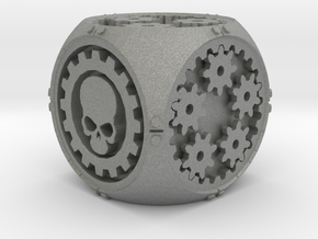Gear Die in Gray PA12