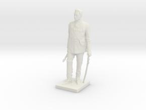 Printle C Homme 1757 - 1/24 in White Natural Versatile Plastic