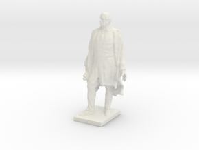 Printle C Homme 1758 - 1/24 in White Natural Versatile Plastic