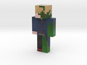 jomaro   Minecraft toy in Natural Full Color Sandstone