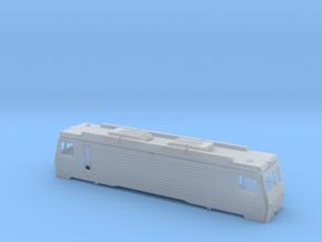MGB HGe 4/4 II in Smooth Fine Detail Plastic: 1:120 - TT