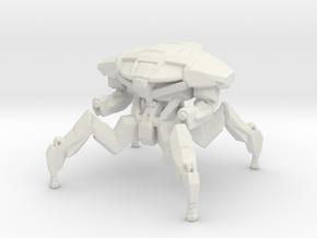Terminator Salvation T7-T Spider 1/56 in White Natural Versatile Plastic