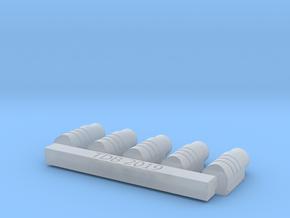 Frag Launcher V2 X5 in Smoothest Fine Detail Plastic