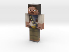 skyny22   Minecraft toy in Natural Full Color Sandstone