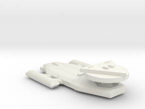 3788 Scale Worb Light Destroyer MGL in White Natural Versatile Plastic