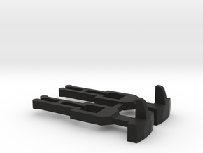 Dv16 pitkät NEM kytkimet in Black Natural Versatile Plastic