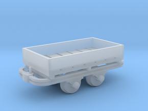 Kastenwagenlore - TTf 1:120 in Smooth Fine Detail Plastic