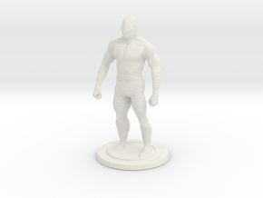 Printle V Homme 1748 - 1/24 in White Natural Versatile Plastic