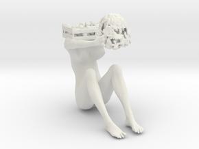 Cosmiton Imagine Singles WM - 005 - 1/24 - wob in White Natural Versatile Plastic
