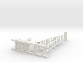 PONTOON PILE DRIVER in White Natural Versatile Plastic