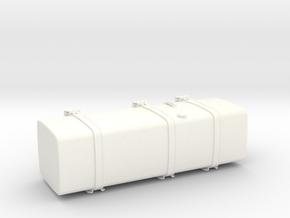 THM 00.5103-165 Fuel tank Tamiya Volvo FH12 in White Processed Versatile Plastic