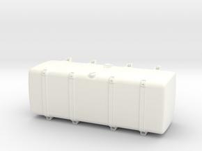 THM 00.4104-150 Fuel tank Tamiya Scania in White Processed Versatile Plastic